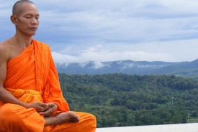 Awaken-Buddhist Monk