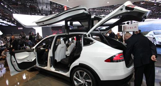 Tesla Model X-Awaken