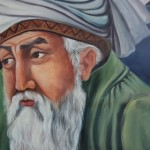 Rumi Painting-Awaken