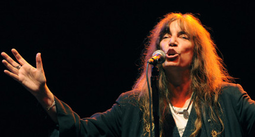 Patti Smith interview