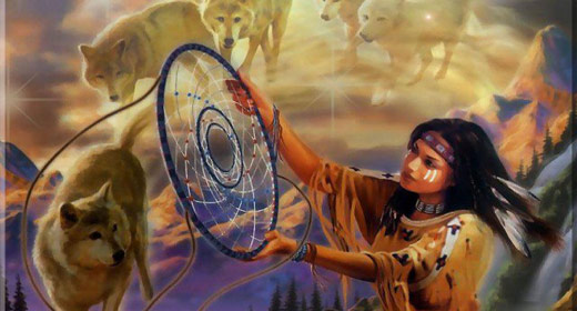 Dream Catchers Made By Native Americans The Symbolism Of The Native American Dream Catcher Awaken 14