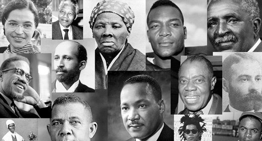 Image result for african american leaders paintings
