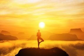 higher--Woman-meditating-in-tree-yoga-awaken