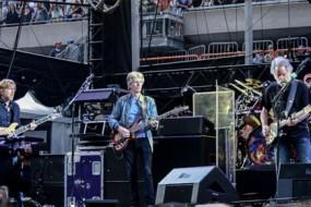 final show of Grateful Dead