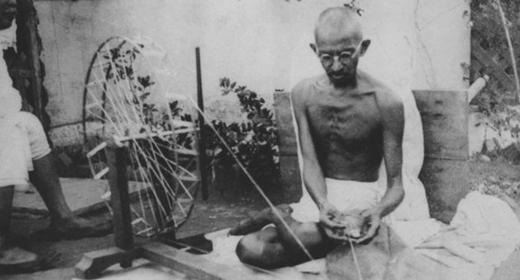 Gandhi-Awaken