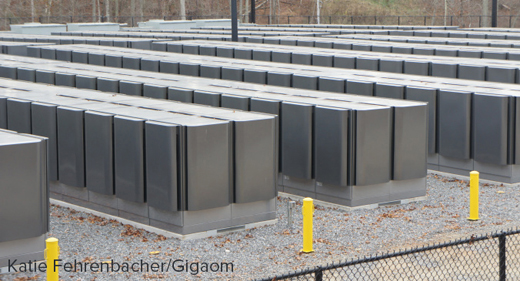 Apple plans nation's biggest private fuel cell energy project at N.C. data center