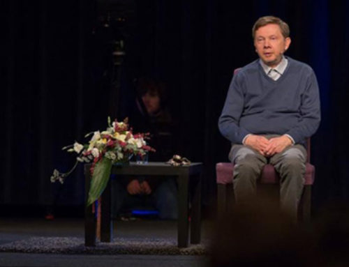 "Eckhart Tolle Interviews ""Awaken"" About Awakening"