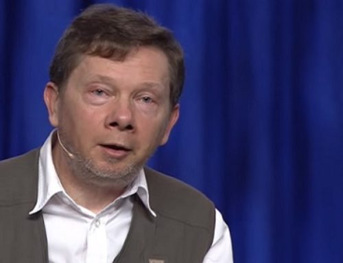 How Mindfulness Can Bring Balance To Your World | Eckhart Tolle
