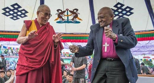 Dalai Lama-and-Tutu-Dancing-awaken