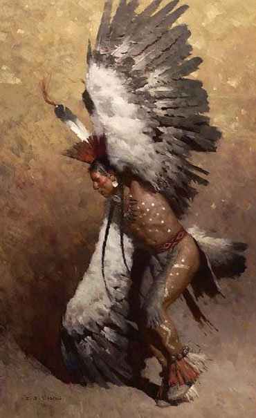 Dancing-Eagle-awaken