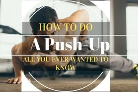 Awaken-Push ups
