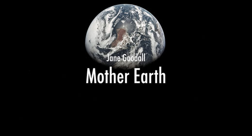 Mother-Earth-Jane-Goodall-awaken