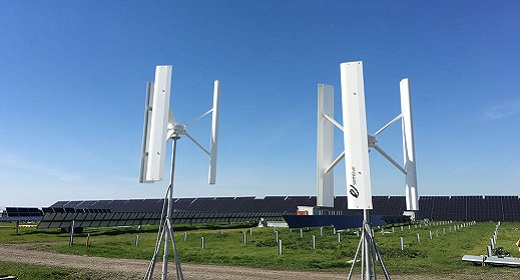 This Mini Wind Turbine Can Power Your Home In A Gentle