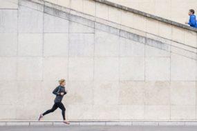 Run--stairs-awaken