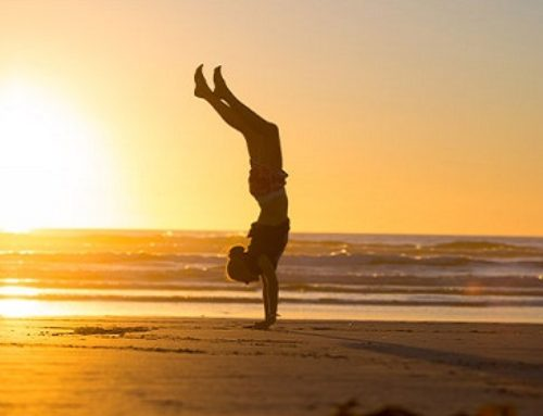 Learn To Do A Handstand