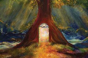 door-to-the-present-moment-awaken