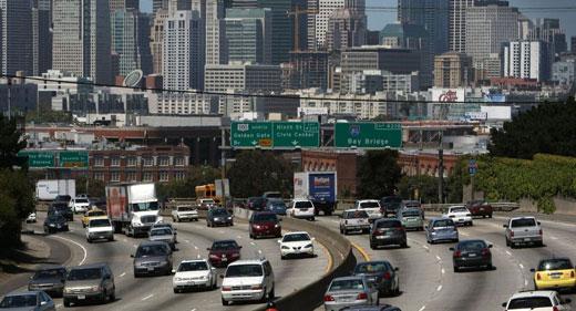 Traffic-awaken