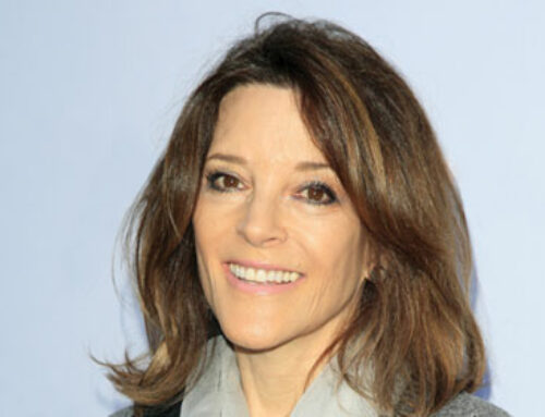 "Marianne Williamson – A Reading Of ""A Return To Love""."