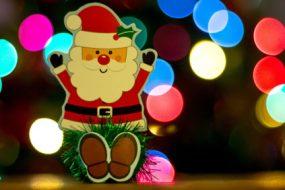 Santa-awaken
