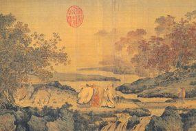 Huxisanxiaotu-awaken