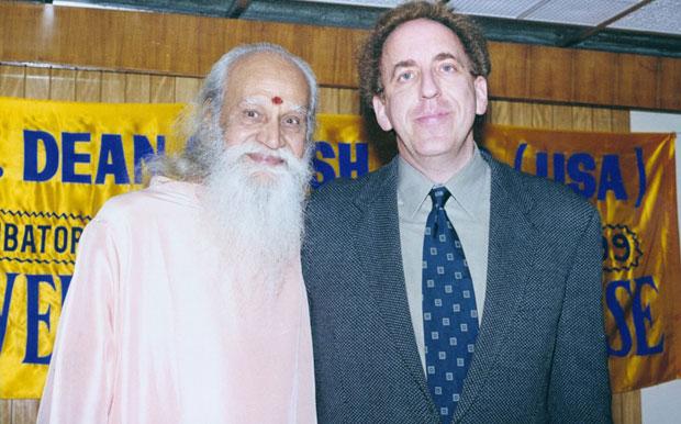 Swami-Sachidananda--Dean-Ornish-awaken