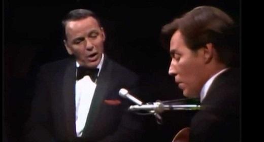 Frank Sinatra & Antonio Carlos Jobim (1967) - Bossa Nova Medley-awaken