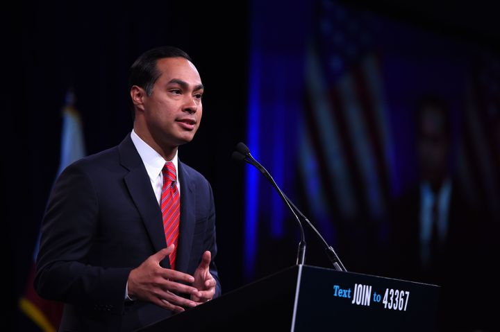 """Former HUD Secretary Julián Castro wants to create a new """"climate refugee"""" status for migrants affected by"""