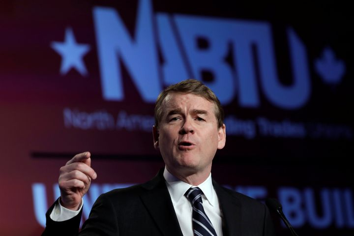 Sen. Michael Bennet (D-Colo.)offers policy rebrands that could make federal programs more palatable to conservatives.