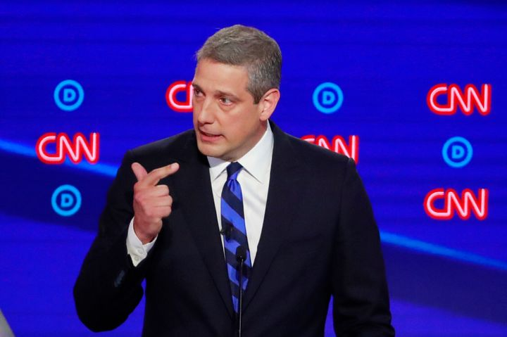 """Rep. Tim Ryan's framing of climate policy as a """"jobs plan"""" offers a vision of how Democrats can sell such p"""