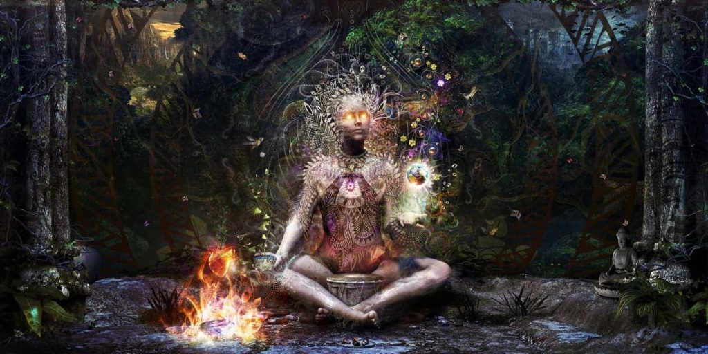 """""""Sacrament For The Sacred Dreamers"""" by Cameron Gray"""