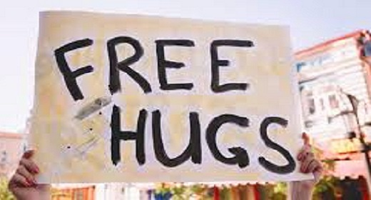 The FREE HUGS Story