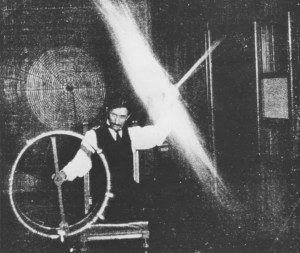 """""""Everything is Light"""" The Incredible interview with Nikola Tesla"""