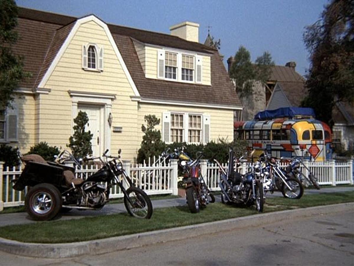 Partridge Family House Photo