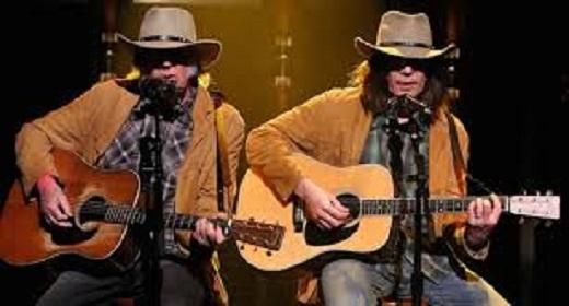 """Two Neil Youngs Sing """"Old Man""""-awaken"""