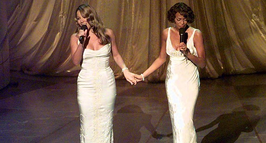 Whitney Houston Ft. Mariah Carey - When You Believe (From The Prince Of Egypt)-awaken