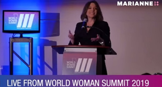 Who Is Going To Intervene - Marianne Williamson-awaken