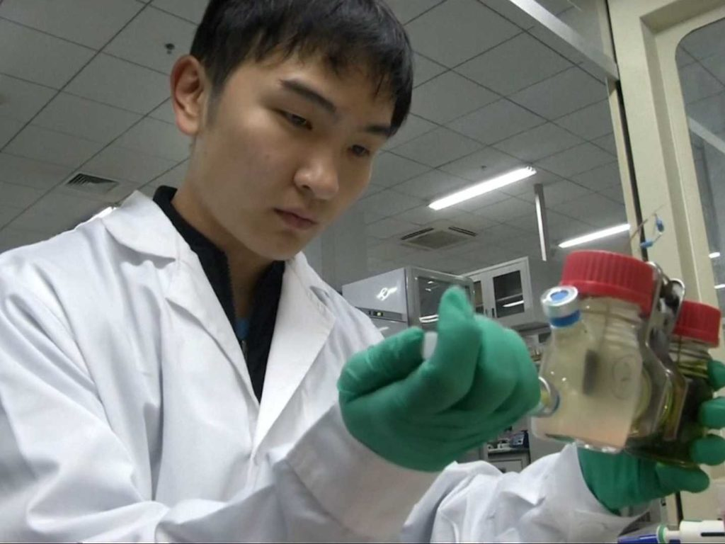 Chinese Students Create Electricity From A Spoonful Of Sug