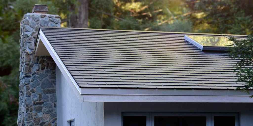 Tesla's New Solar Roof Cost Less Than A New Roof Plus Solar Panels