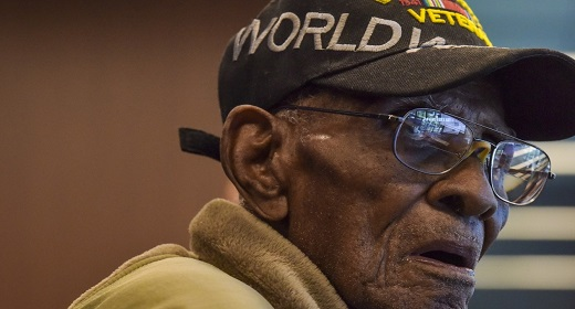 How Did America's Oldest WWII Veteran Live To 112?