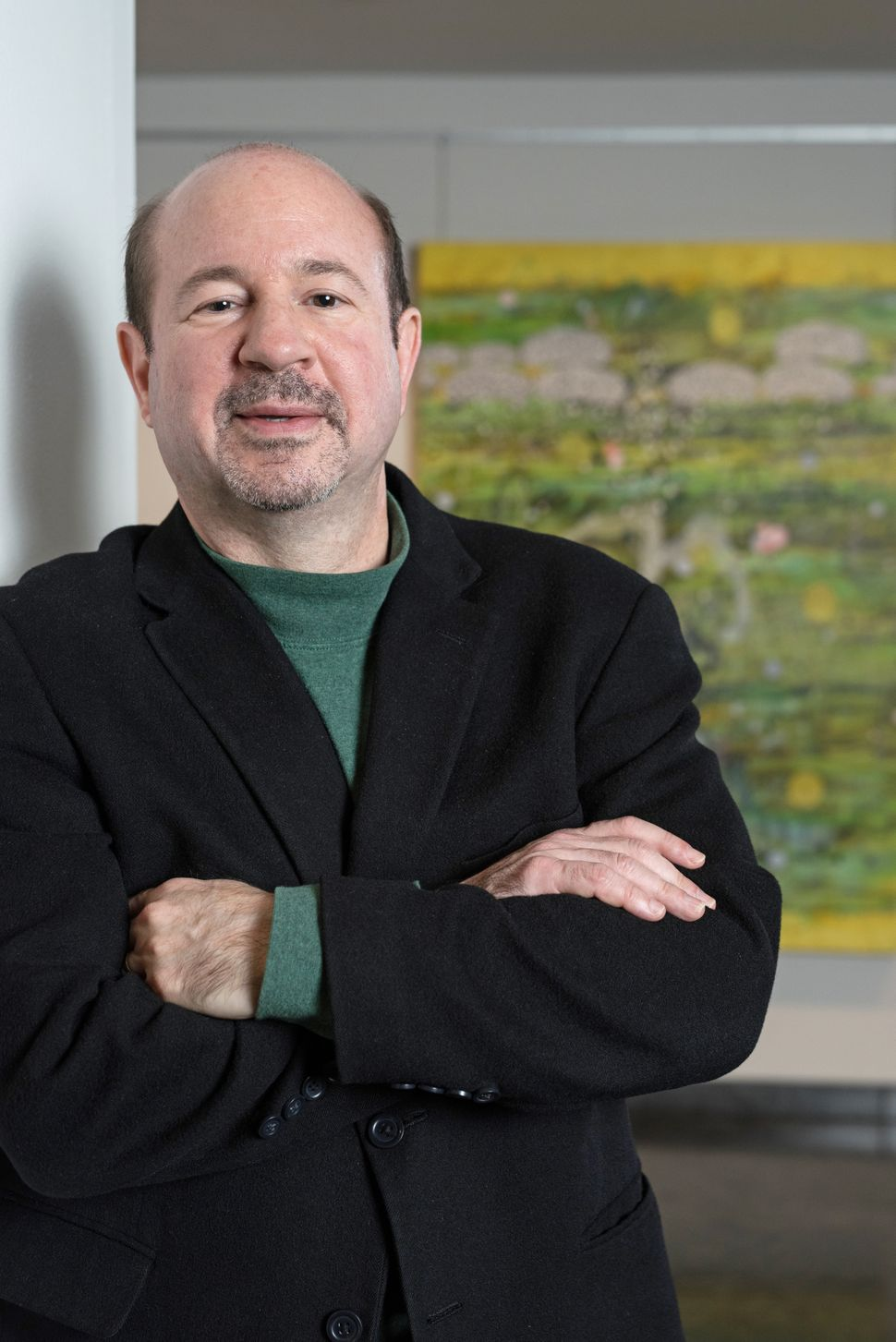 Michael Mann, a climate scientist, says,