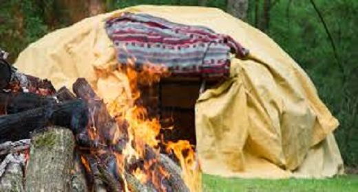 My First Experience In A Native American Sweat Lodge