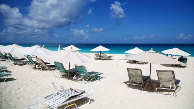 By limiting tourism to high end resorts, Anguilla has avoided over-development.