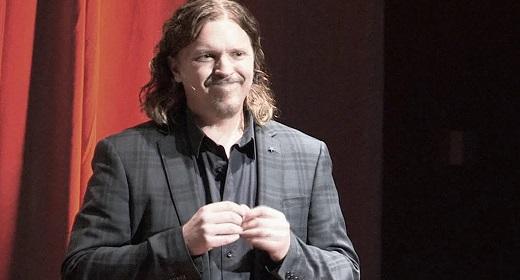 How To Trick Your Brain Into Falling Asleep | Jim Donovan | TEDxYoungstown-awaken