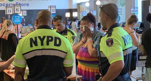 """""""Thank-you-NYPD,""""-awaken"""