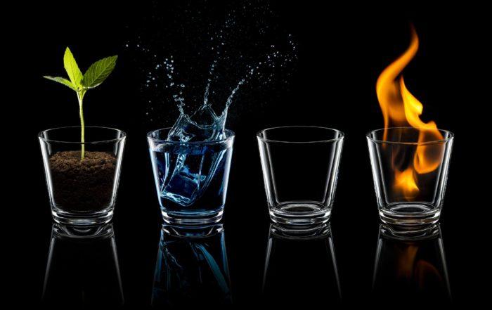 Earth, Air, Water, Fire-awaken