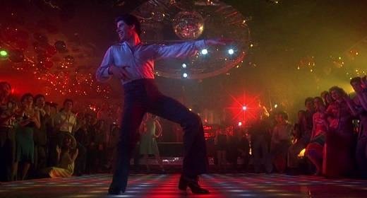 awaken-Saturday Night Fever (Bee Gees, You Should be Dancing) John Travolta