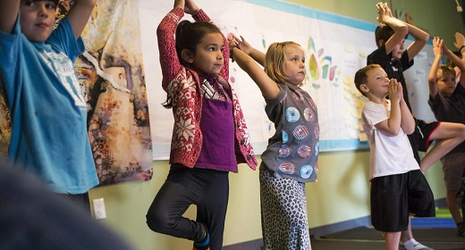 Benefits Kids Can Get From Yoga