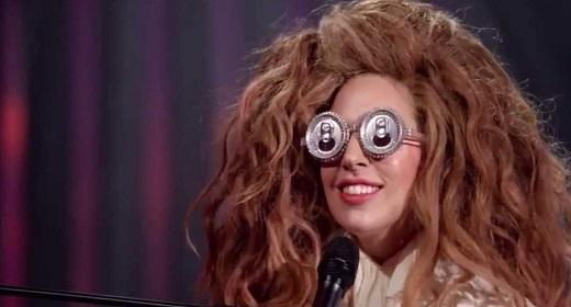 Lady Gaga - Elton John Gaga And The Jets/Artpop