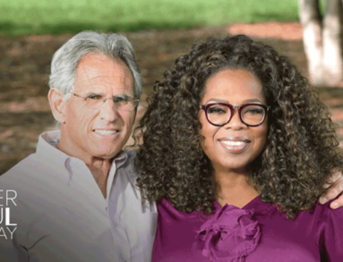 """Mindfulness Ιn Everyday Life"" Jon Kabat-Zinn with Oprah Winfrey"