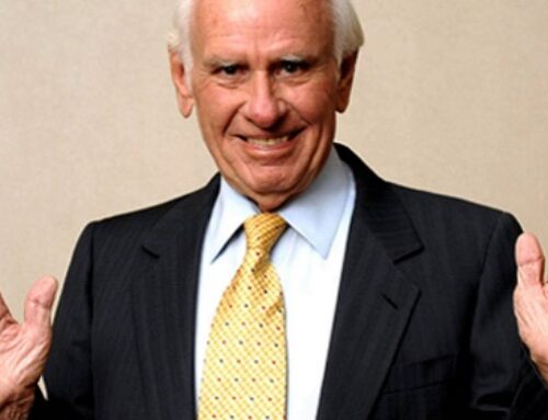 The Major Key To Your Better Future Is You – Jim Rohn